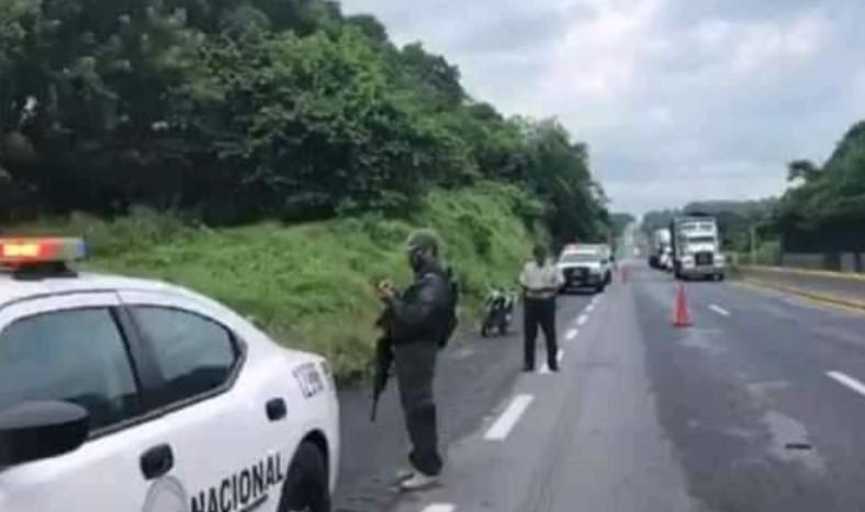 Pierden la vida ocho migrantes en fatal accidente.