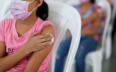 Inicia vacunación para menores de entre 12 y 17